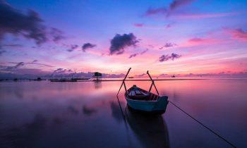łódź wędkarska