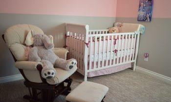 meble dla niemowląt